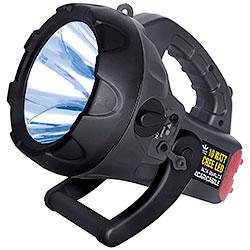Faro LED Ricaricabile Rexer 10 Watt con Luce Posteriore