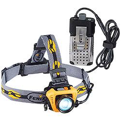 Lampada Frontale Fenix HP30 900 Lumen