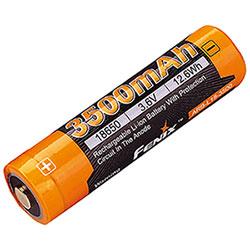 Batteria 18650 Fenix Ricaricabile  Li-ion ARB-L18-3500