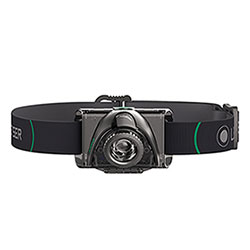 Lampada Frontale Ricaricabile Led Lenser MH6 200 Lumen