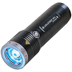 Torcia Led Lenser MT6 600 Lumen