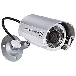 Videocamera Telecamera Finta Alu Smartwares CS22D