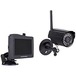 Telecamera Esterni Sistema Wireless fino a 150 m con Monitor