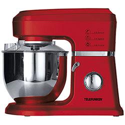 Impastatrice Professionale 4,5 L 1000W Telefunken Red
