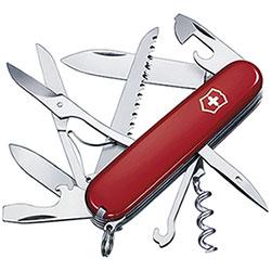 Coltello multiuso Victorinox Huntsman Red