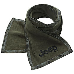 Sciarpa Jeep ® Tricot Military Green original