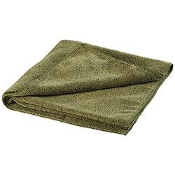Asciugamano Microfibra Green 120x60