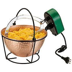 Cooking Pot with Mixer