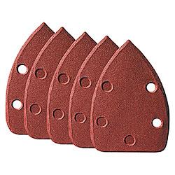 Carta Abrasiva per levigatrice con Velcro Grana 120