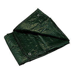 Groundsheet with buttonhole, mt3x4