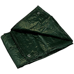 Groundsheet with Buttonhole, mt3x5