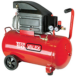Compressore coassiale lubrificato Team 50 Valex