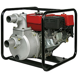 Motopompa Autodescante 4 tempi acque torbide MP36000 Valex