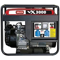Generatore Corrente 4 Tempi VX3000