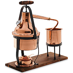 Alambicco Distillatore New L 2,9
