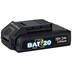 Batteria al Litio RBAT20 Ribimex 20V-2Ah