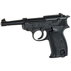 Pistola a Salve tipo Walther P38 Calibro 8 Bruni
