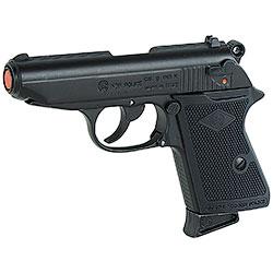 Pistola a salve Walther PPK New Police calibro 9 Bruni