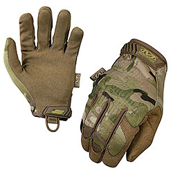 Guanti Mechanix The Original Multicam