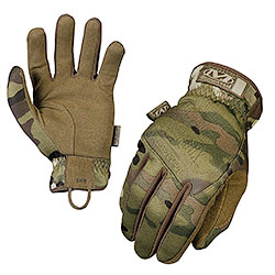 Guanti Mechanix FastFit Multicam