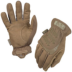 Guanti Mechanix FastFit Coyote