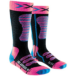 Calze X-Socks Ski Junior Girl