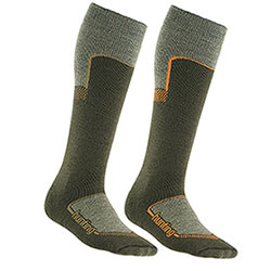 Set 2 Calze uomo Long Hunting Bicolor New