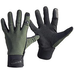 Guanti Beretta Polartec Touch Green