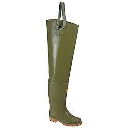 Trento Green Full-leg Boot