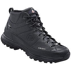 Scarponi Crispi A Way Mid Black GTX