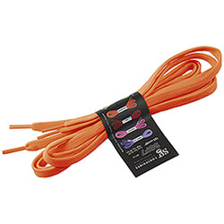 Lacci per Scarpe Arancio 165 cm