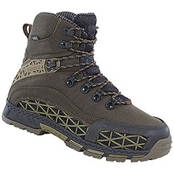 "Härkila Trapper Master GTX 6"" Dark Brown-Dark Olive"