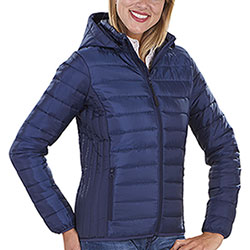 Giacca trapuntata Donna Winter Navy