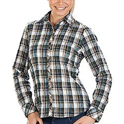 Camicia Telfs Green Lady