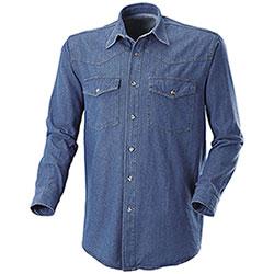 Camicia Jeans uomo Texas