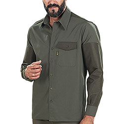 Overshirt kalibro Upland Green