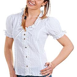 Camicia donna White Aike