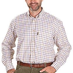 Camicia Beretta Classic Yellow Check