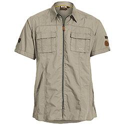 Camicia uomo Jeep ® Manica Corta Sand original
