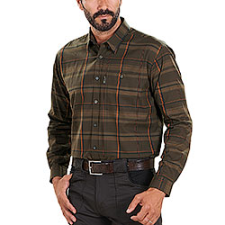 Camicia uomo Seeland Hammond Fall Valley Check