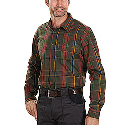 Camicia Seeland Hammond Pine Check