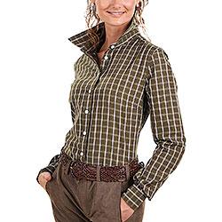 Camicia Donna Seeland Beatrice Primrose Check