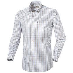 Camicia Beretta Drip Dry White Check