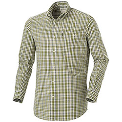 Camicia Beretta Tom Light Green&Green