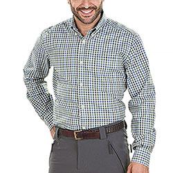 Camicia Beretta Clasic Light Beige Check