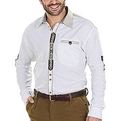 Camicia Alpen White Count