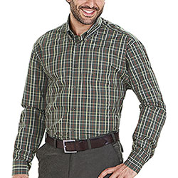 Camicia uomo Tom Collins Forbes Green