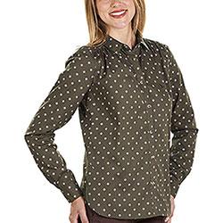 Camicia Donna Seeland Erin Green Tile