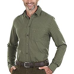 Camicia da caccia Seeland Clayton Ivy Green Check