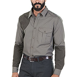Camicia uomo Filson Lightweight Light Olive